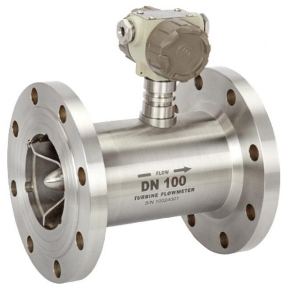 MFL3100 Luiquid Turbine Flow Meter-4-